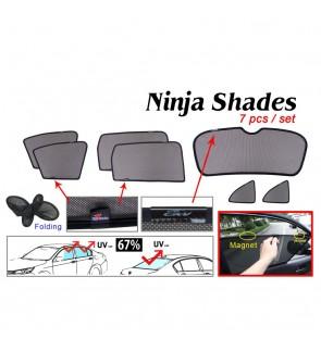 Ninja Sunshade for Honda CR-V 17+ (7 Pcs)