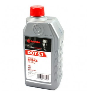 Brembo High Performance Premium Brake Fluid DOT 5.1 (1L) L05010