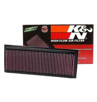K&N 33-2865 Air Filter - VW Tiguan / Scirocco / Golf MK6 1.4 1.8 2.0