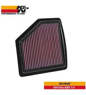 K&N 33-5037 Air Filter - Honda HR-V 1.8