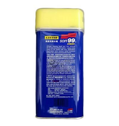Soft 99 Luster Cleaner & Polish (530ml)