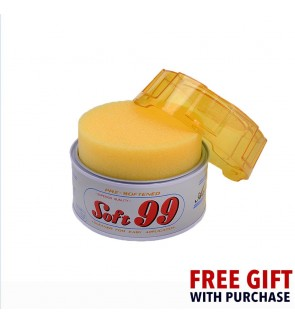 Soft 99 Hanneri Pre-Softened Auto Wax (280g)
