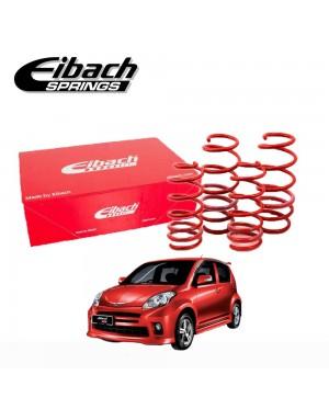 Eibach Pro-Kit Lowering Spring - Perodua Myvi 1.3 05-17