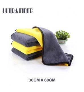 Microfiber Cloth Nano Multipurpose Use Absorbent Ultra Fiber Cloth Towel Car Home Living Clean Wash 30 x 60cm
