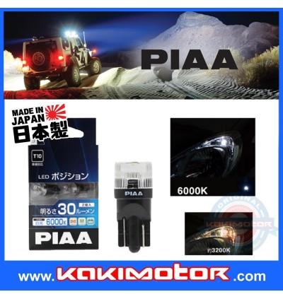 PIAA T10 LED 30LM (0.4W/6000K) LEP115