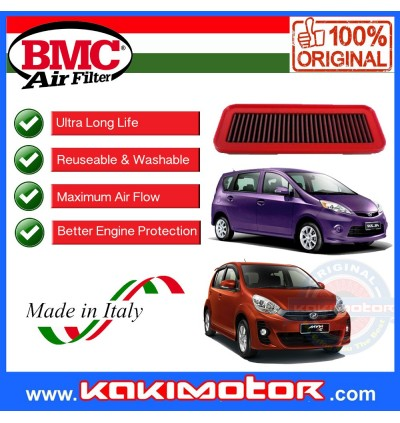 BMC Air Filter FB684/01 - Perodua Alza / Myvi 1.3/1.5