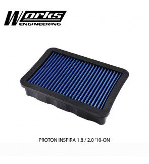 Works Engineering Air Filter - Proton Inspira 1.8/2.0