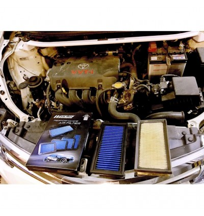Works Engineering Air Filter - Honda Jazz GD 1.2 02-08/1.4 01-08/1.5 05-06