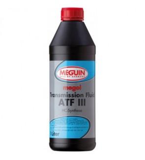 Meguin Megol Transmission Fluid ATF III (1L)