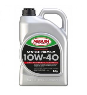 Meguin Megol Motorenoel Syntech Premium SAE 10W40 (4L)