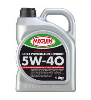 Meguin Megol Motorenoel Ultra Performance Longlife SAE 5W40 (4L)