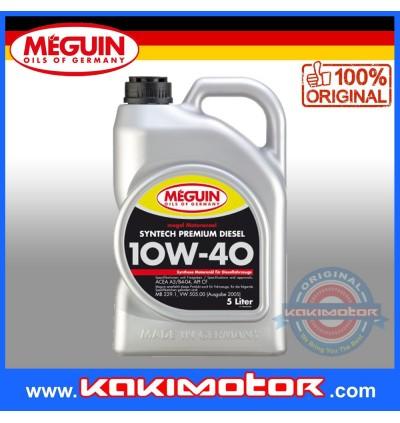 Meguin Megol Motorenoel Syntech Premium Diesel SAE 10W40 (5L)