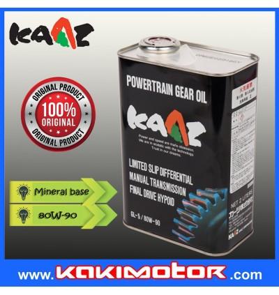 KAAZ Gear/LSD Oil GL-5 80W-90 (2L)