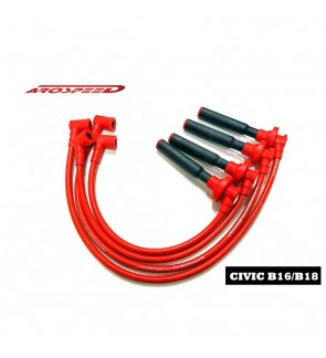 Arospeed Tri Core Spark Plug Cable - Honda Civic EG EK B16/18