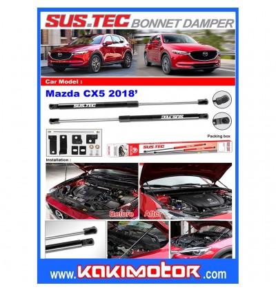 Sus-Tec Bonnet Damper for Mazda CX5 2018