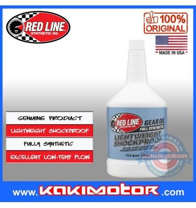 Red Line Lightweight Shockproof Gear Oil (946ml)