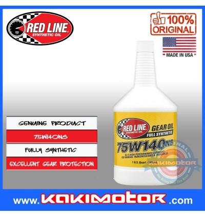 Red Line 75W140NS GL-5 Gear Oil (946ml)