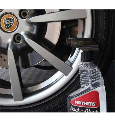 Mothers Back-to-Black Tire Shine