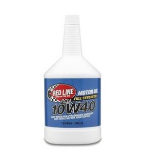 Red Line 10W40 Engine Oil (946ml)