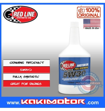 Red Line 5W30 Engine Oil (946ml)