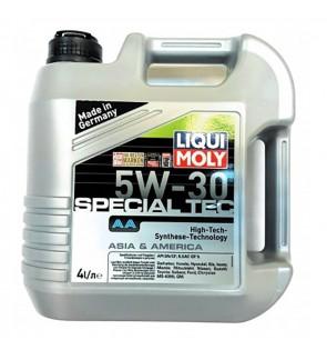 [Free Engine Flush]Liqui Moly Leichtlauf Special AA (4L) 5W30