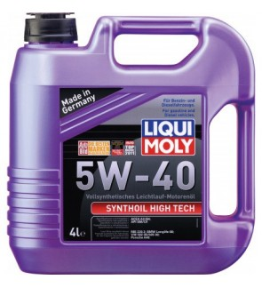Liqui Moly Synthoil High Tech (4L) 5W40