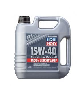 [Free Engine Flush]Liqui Moly Super Motor Oil MOS2 (4L) 15W40