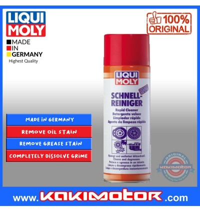 Liqui Moly Brake & Parts Cleaner Spray (500ml)
