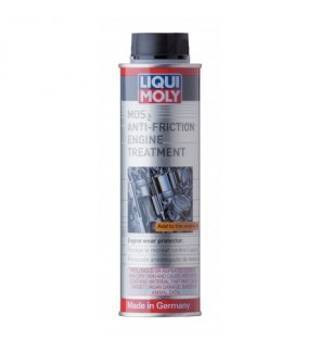 Liqui Moly Mos2 Engine Treatment (300ml)