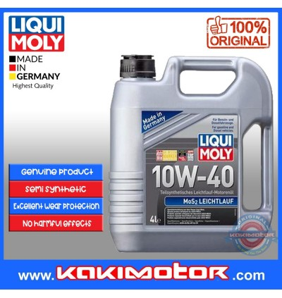 Liqui Moly Mos2 Leichtlauf (4L) 10W40