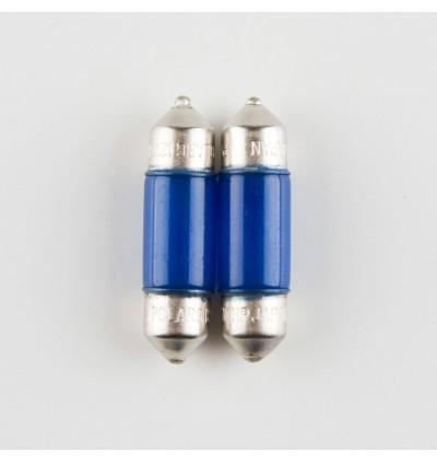 Polarg B1 Hybird M24 - White Bulb (12V/5W) T8X28