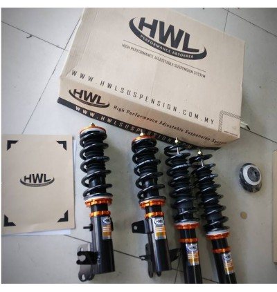 HWL XS Series Adjustable High Low Body Shift for Wira/Waja/Gen2/Persona