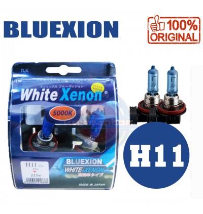 Bluexion/Blu - 5000K Halogen Bulb (1 Pair) H1/H3/H4/H7/H8/H11/HB4/HB3