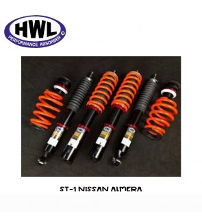 HWL ST1-Nissan Almera Fully Adjustable High Low Soft Hard Body Shift