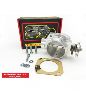S90 Throttle Body - Mitsubishi EVO 1/2/3/4G92/4G93 (70mm)