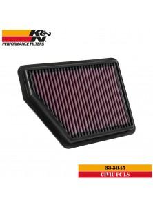 K&N 33-5045 Honda Civic FC 1.8