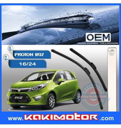 Kakimotor White Box Type-2014 Proton Iriz 16/24 Wiper