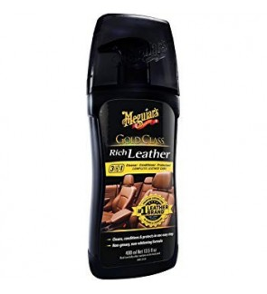 Meguiar's Gold Class Rich Leather Gel (13.5oz) G17914