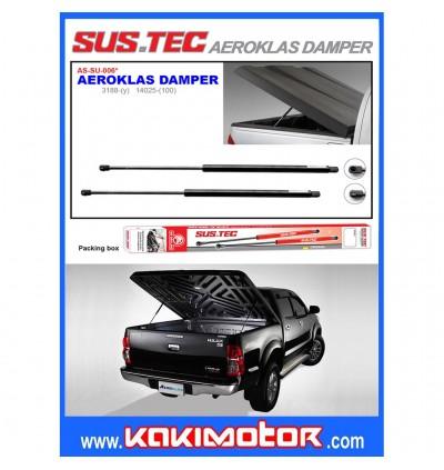 Sus-Tec Aeroklas Damper for Hilux