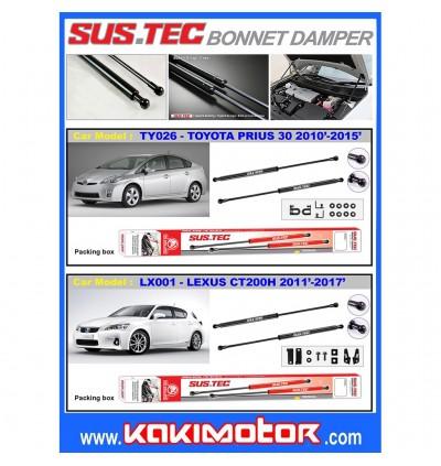 Sus-Tec Bonnet Damper for Toyota Prius 30/Lexus CT200H
