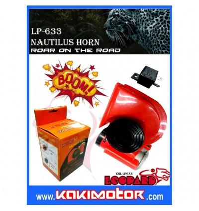 Leopard Nautilus Loud Horn (12V)