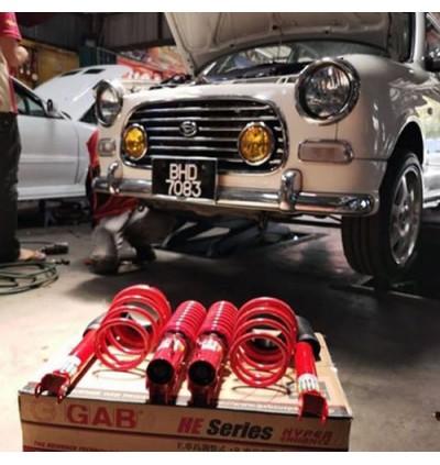 GAB HE-Proton Saga BLM / FLX Hi Lo Bodyshift Suspension